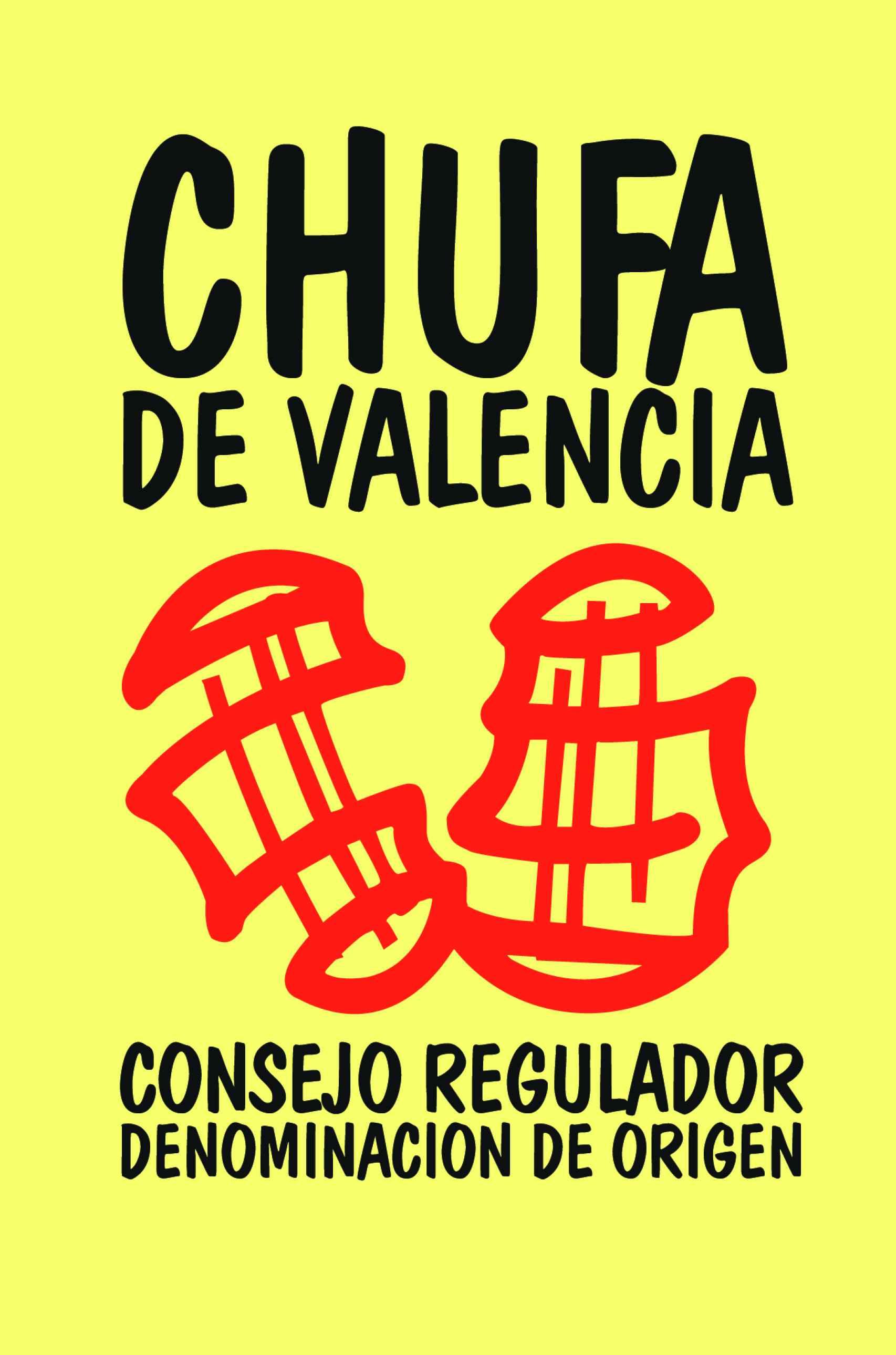 Sello Denominación de Origen Chufa de Valencia.