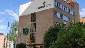 Cuartel de la Guardia Civil de Guadalajara