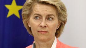 La futura presidenta de la Comisión, Ursula von der Leyen
