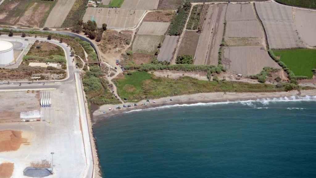 Playa de Azucenas (Motril)