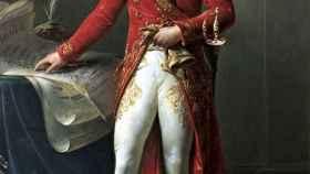Napoleón, retratado como primer cónsul por Anoine-Jean Gros.