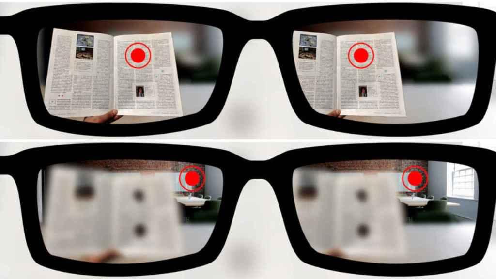 Ya existen prototipos de gafas autofocales