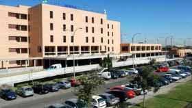 Hospital de Talavera, en una imagen de archivo