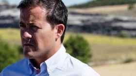 Carlos Velázquez, portavoz del PP en el Ayuntamiento de Seseña