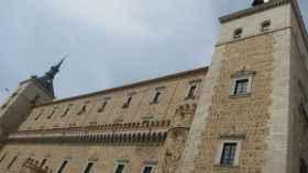 Alcázar de Toledo. Imagen de archivo