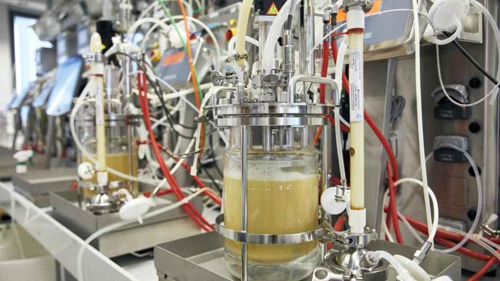 Laboratorio de Amgen en Múnich