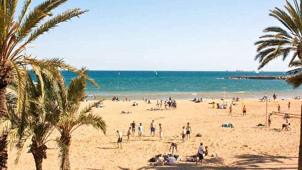 Los hechos han tenido lugar en la playa de Somorrostro, en Barcelona.