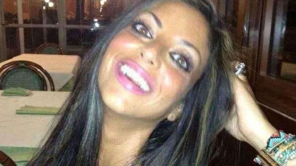 Tiziana Cantone, la joven italiana que se suicidó en 2016 después de que se difundiese por toda Italia un vídeo sexual suyo.