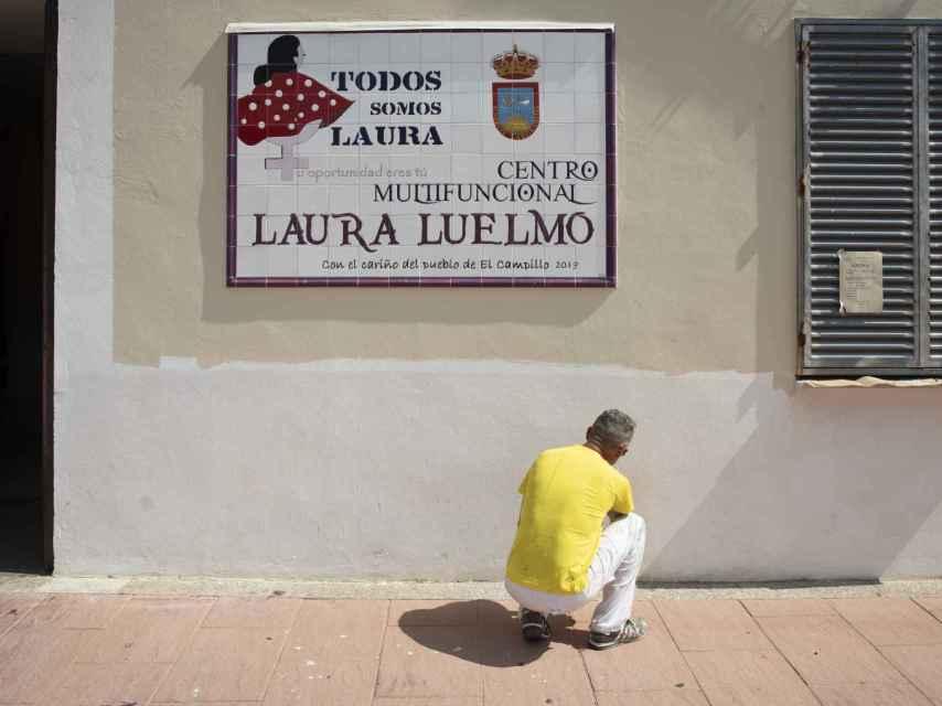 El centro multifuncional que lleva el nombre de Laura Luelmo.