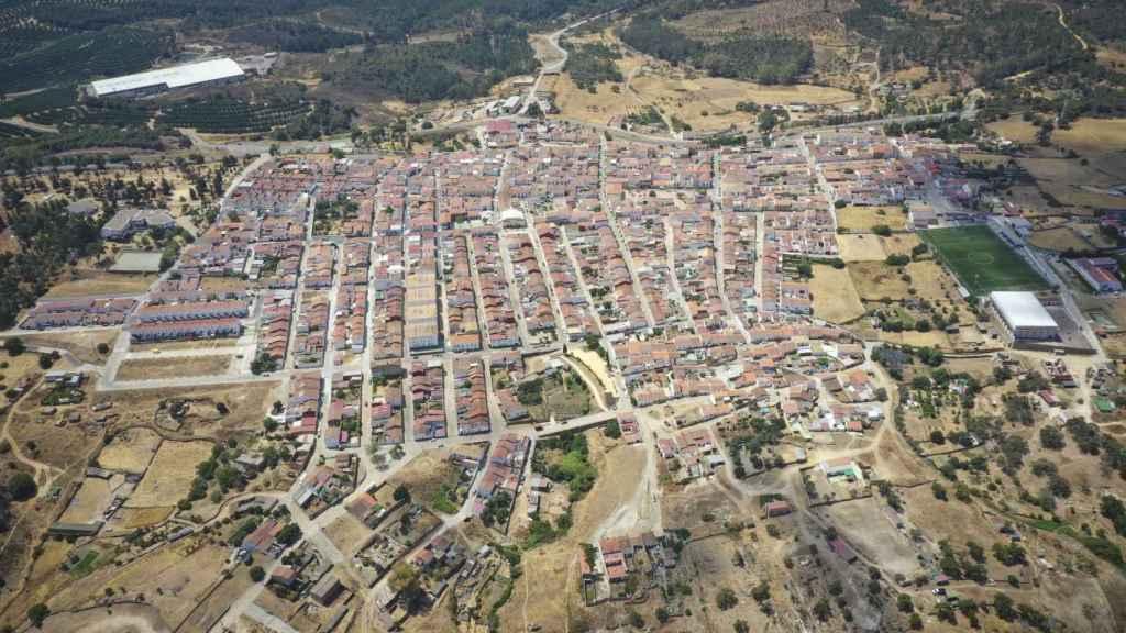 El Campillo es un pueblo de 2.000 habitantes ubicado en la cuenca minera de Huelva.