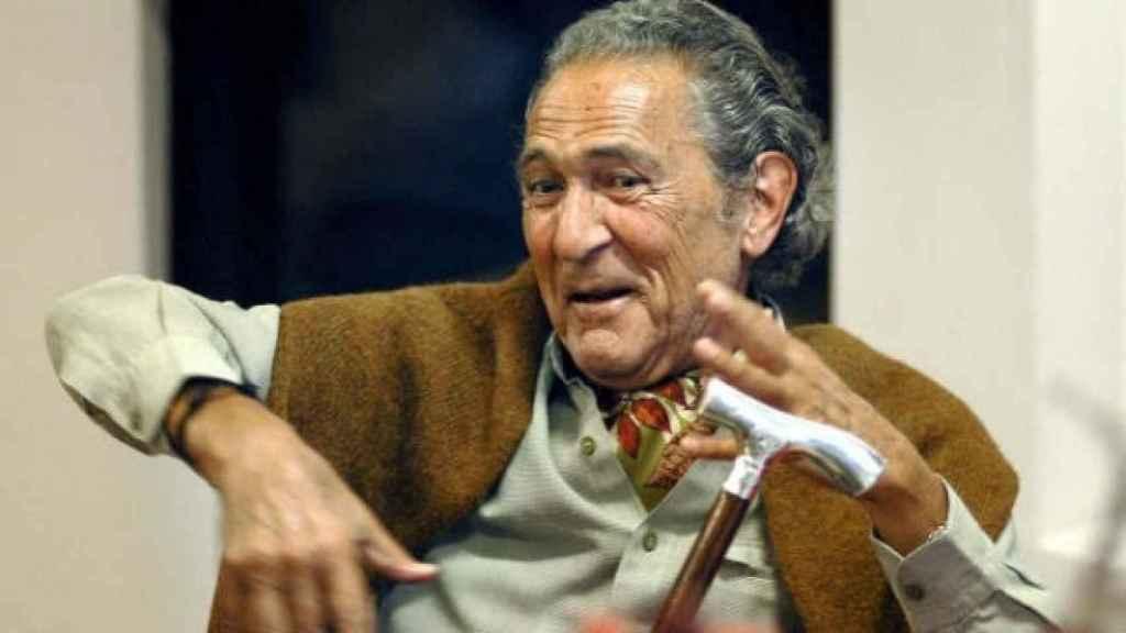 Antonio Gala. EFE.
