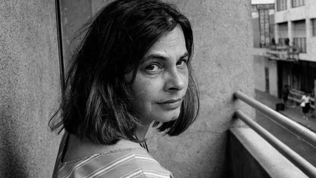 Cristina Peri Rossi.