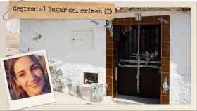 Casa donde vivía Bernardo Montoya, autor confeso del asesinato de Laura Luelmo.
