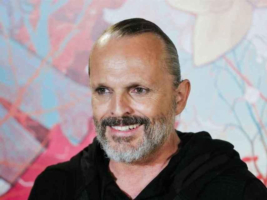 Miguel Bosé. EFE.
