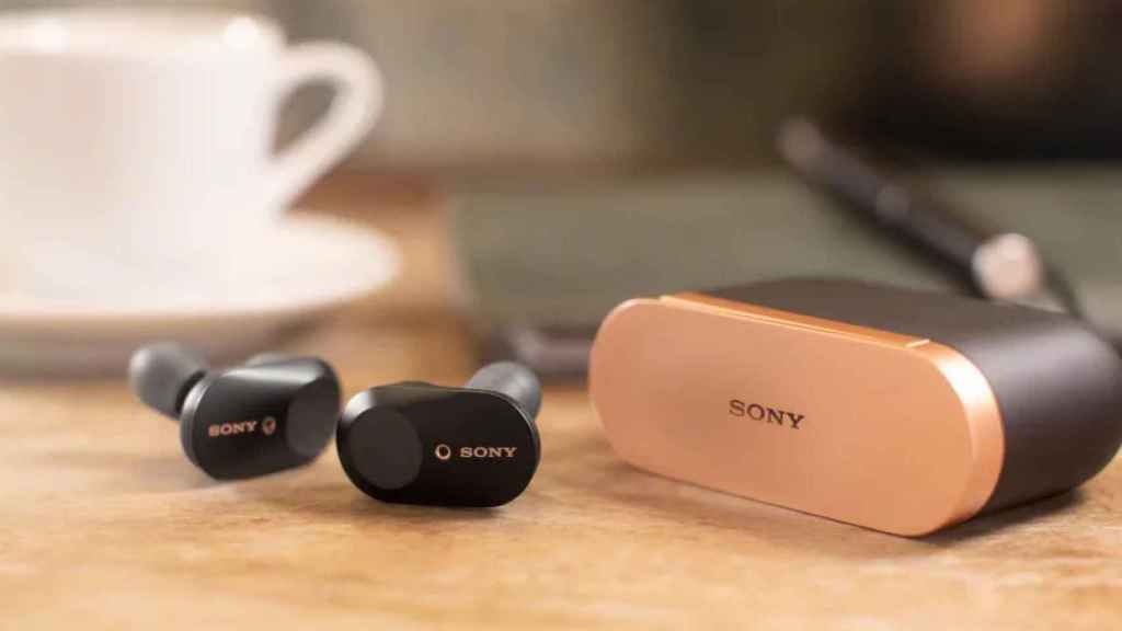 sony auriculares cancelacion ruido 1