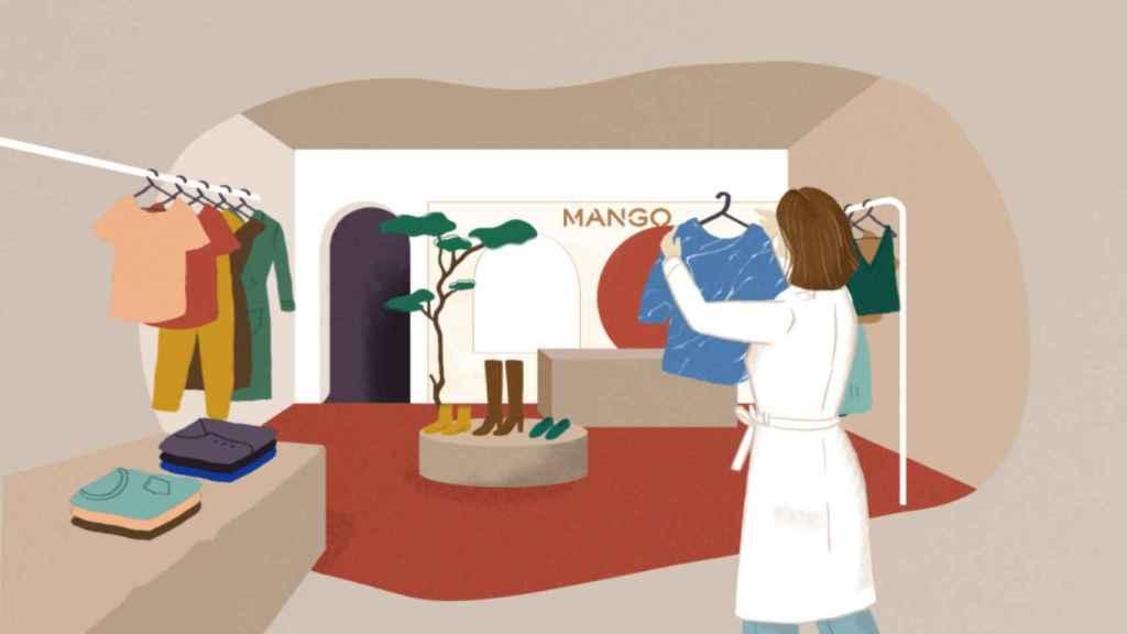 Imagen de archivo del club 'Mango likes you'.