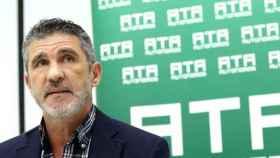 José Luis Perea, secretario general de ATA en Castilla-La Mancha