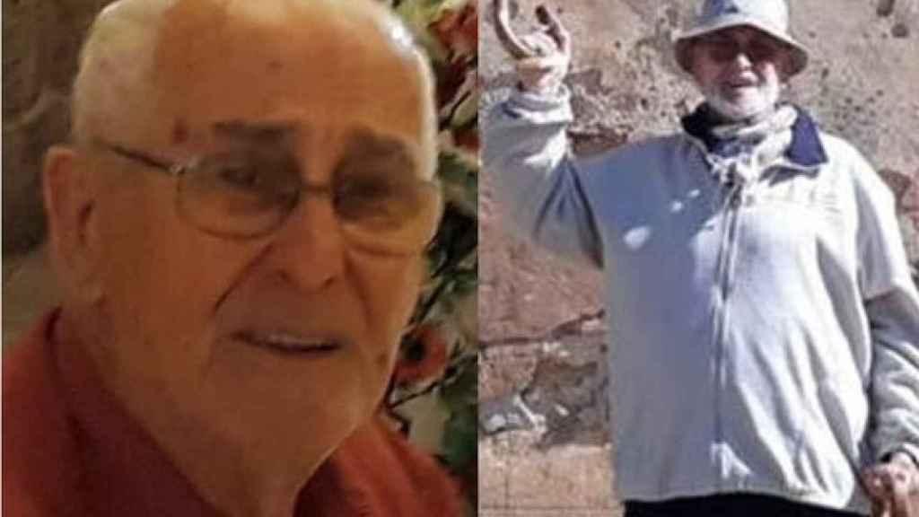 Bruno, de 86 años, desapareció el pasado 2 de julio, cuando salió a pasear.