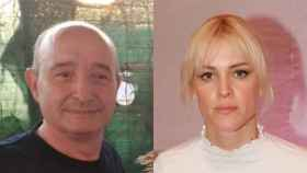 José Martín Gálvez y su sobrina Maggie Civantos