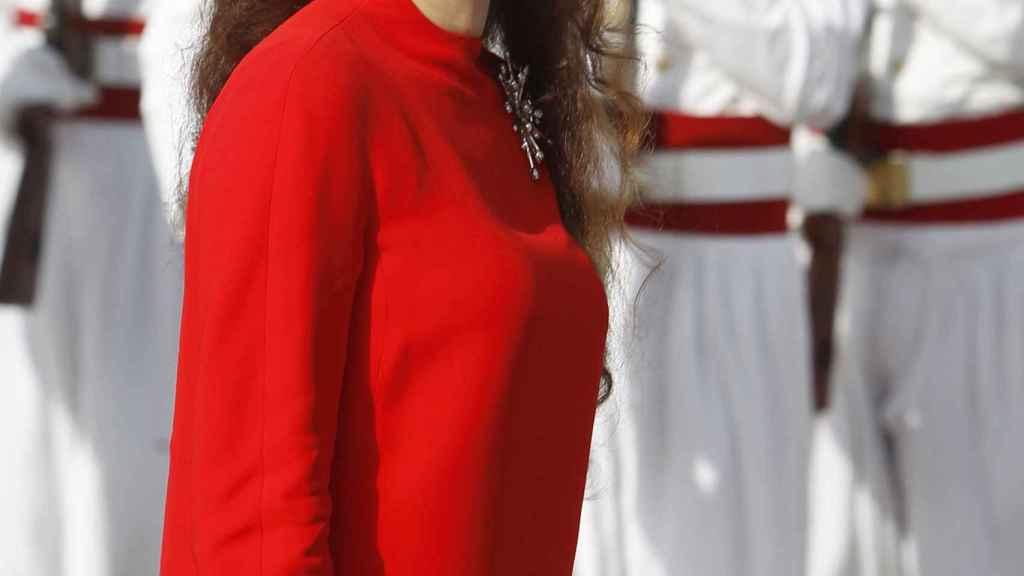 La princesa Lalla Salma de Marruecos se encuentra alejada de la vida pública desde hace meses.