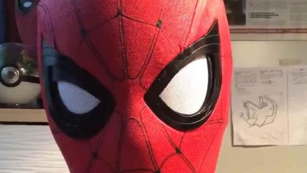 spiderman mascara 1