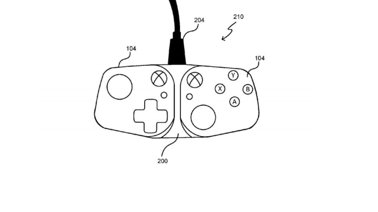 Mando Xbox 1