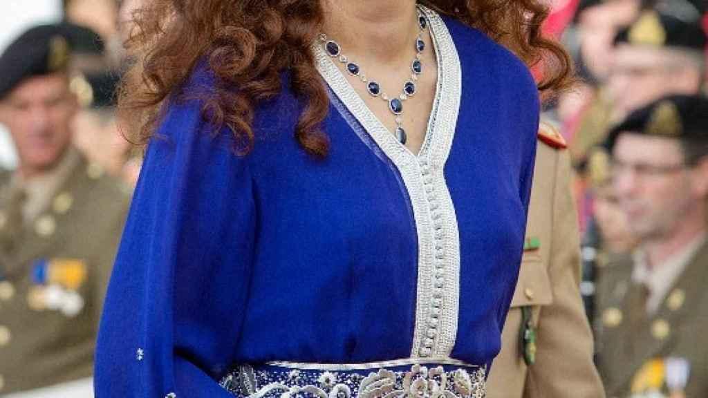 La princesa Lalla Salma ha reaparecido por sorpresa.
