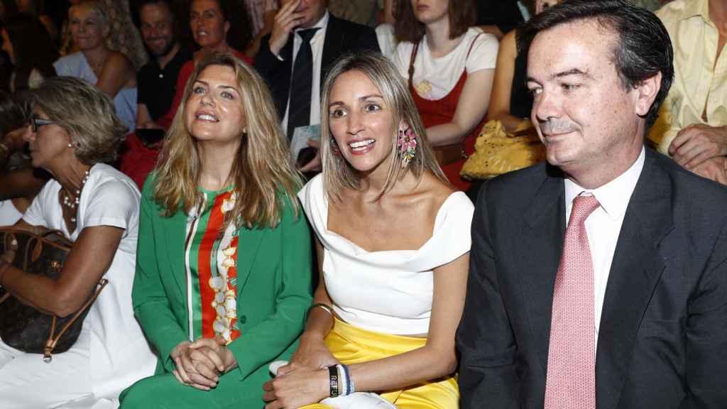 Beatriz Tajuelo en el desfile de Duyos de la MBFWM.