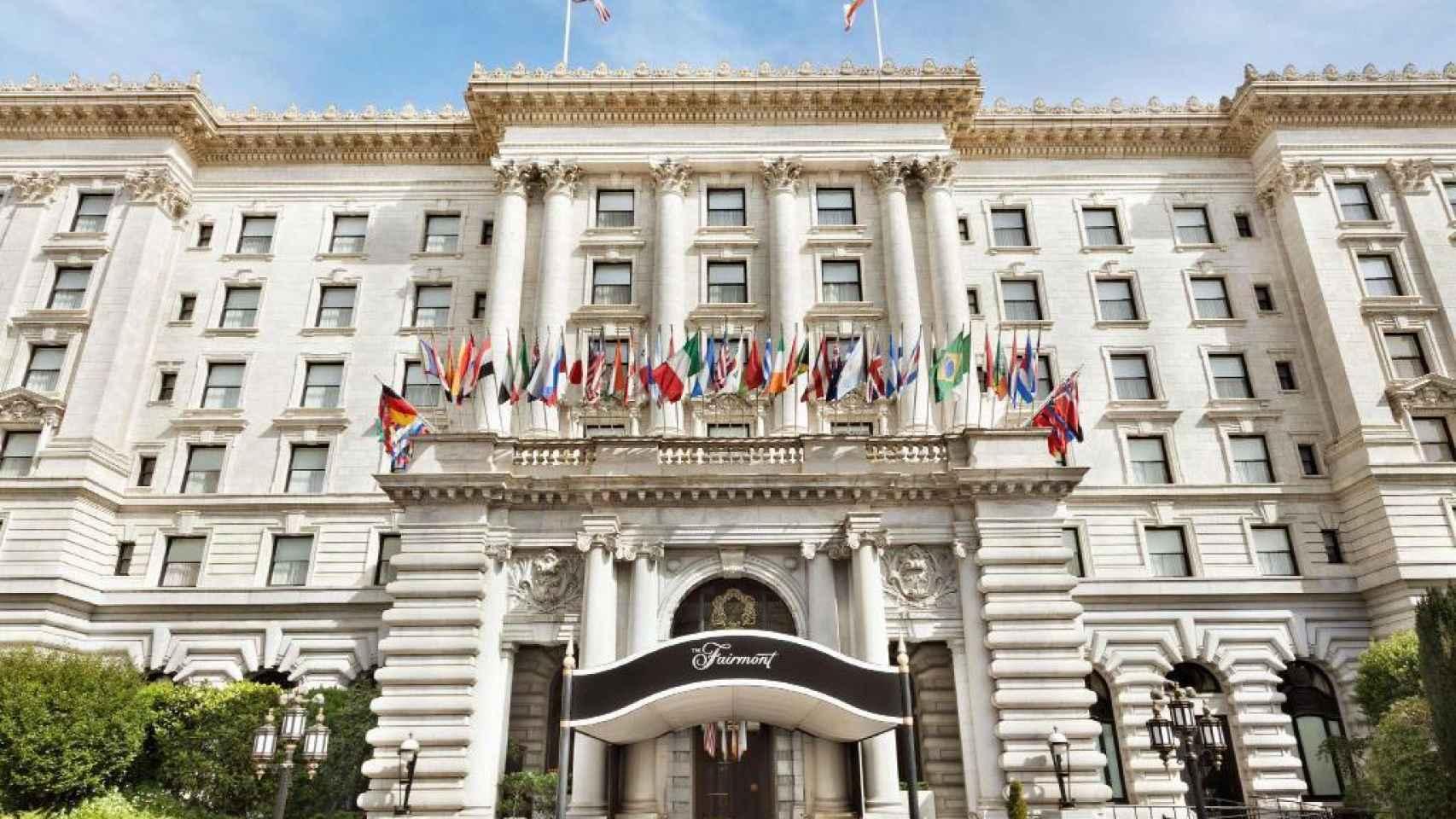 Así es el espectacular hotel de San Francisco en el que Pau Gasol ha celebrado su boda