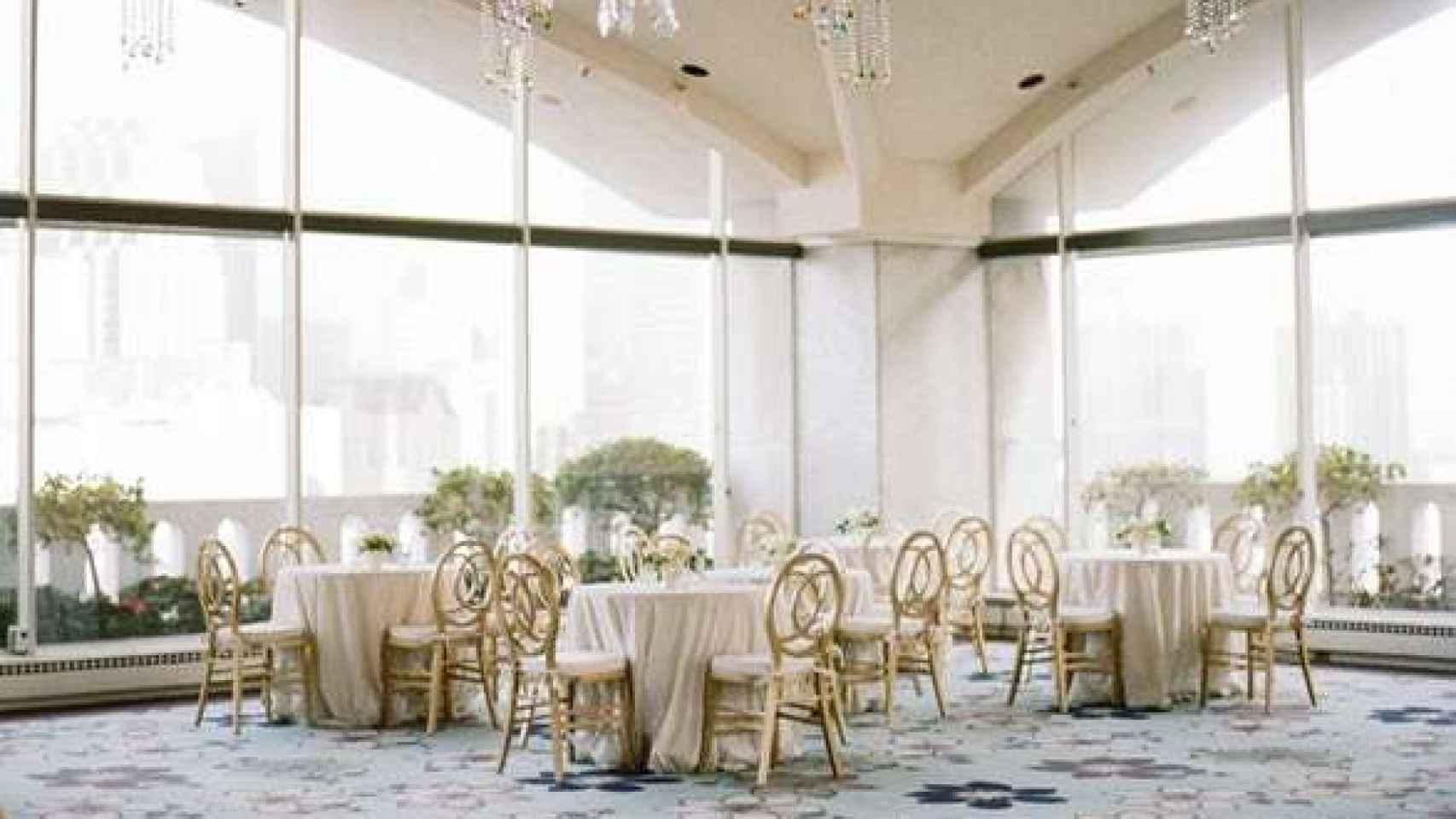 Fairmont, uno de los escenarios de ensueño para las bodas de los multimillonarios
