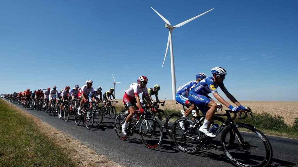La 4ª etapa del Tour de Francia