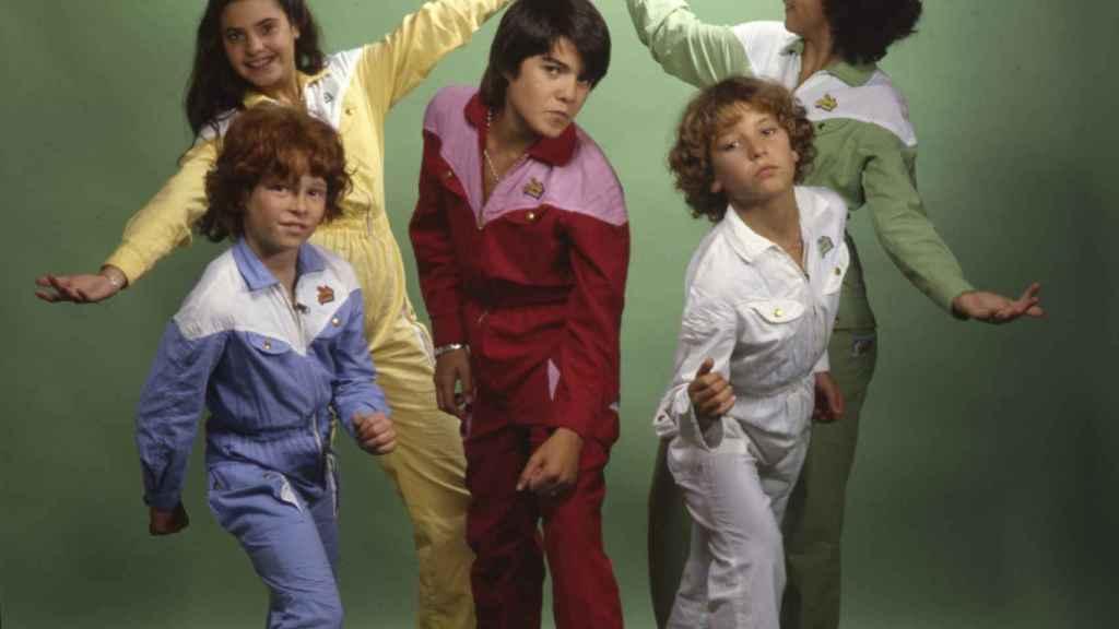 Yolanda, Frank, Tino, Gema y Frank.