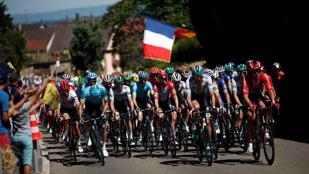 La 5ª etapa del Tour de Francia