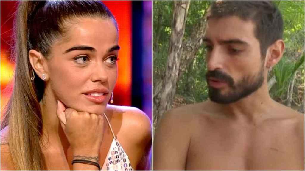 Violeta Magriñán y Fabio Colloricchio.