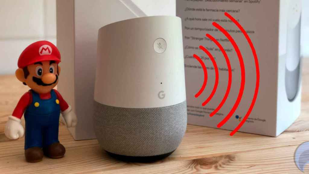 Google-Home-espía
