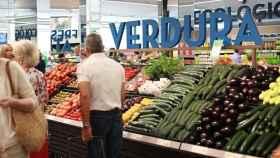 Imagen de un supermercado de Aldi en una imagen de archivo.