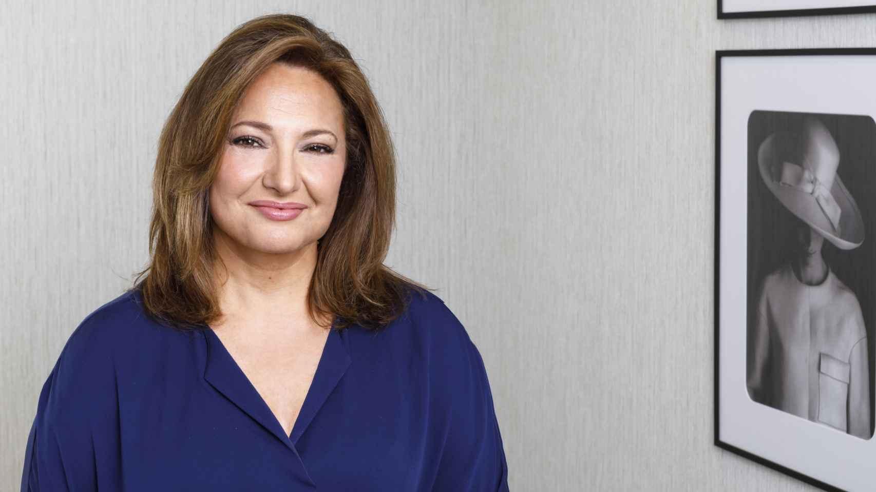 Marta Álvarez, nueva presidenta de El Corte Inglés.