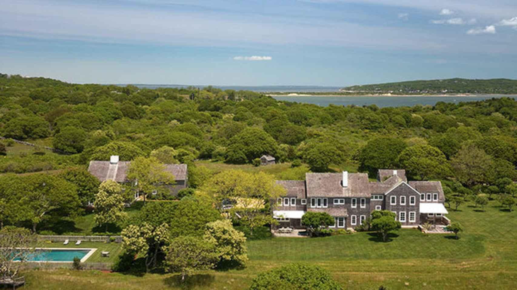 La espectacular villa de Jackie Kennedy, en venta por 65 millones de euros