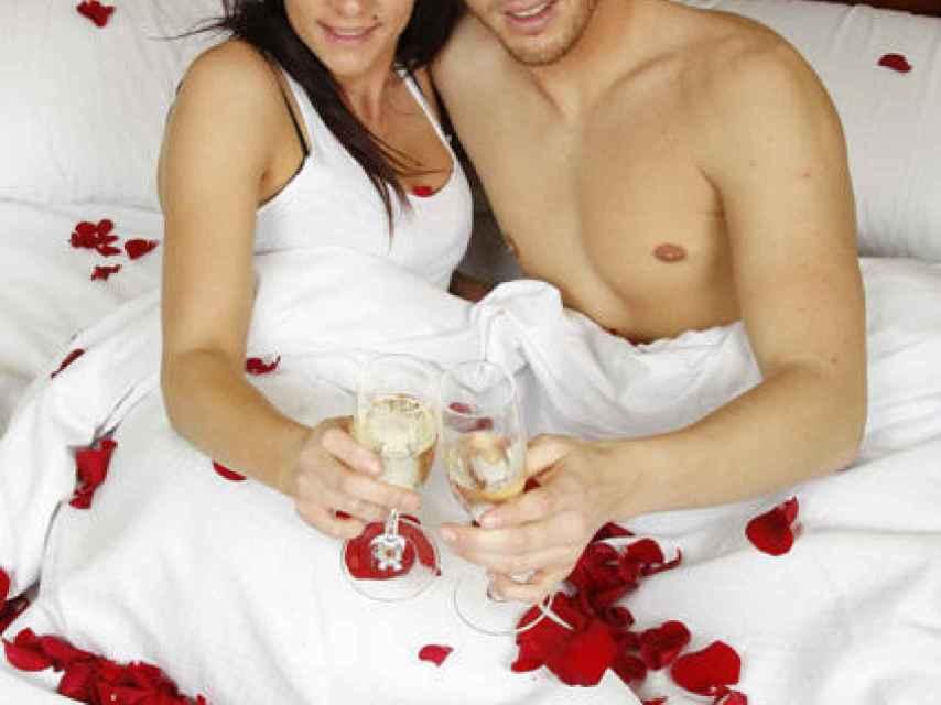 Laura Campos y Marcelo Ciriaco en una imagen de archivo.