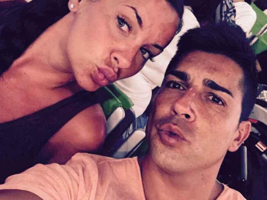 Laura Campos y Fran Perea.