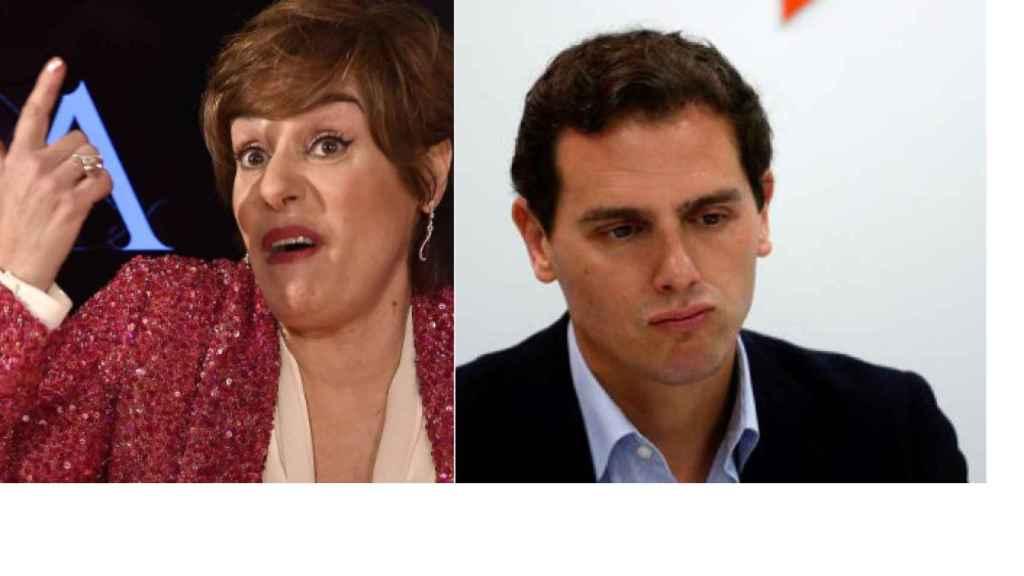Las redes estallan contra Anabel Alonso por burlarse de la enfermedad de Rivera