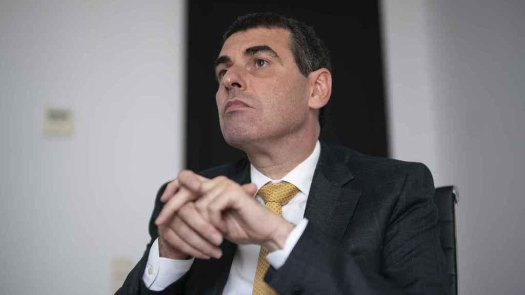 El director general de Arquia, Javier Ventura.