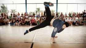 C breakdance