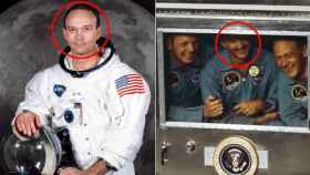 Si Collins se afeitaba, ¿cómo pudo volver con bigote? Jaque mate, NASA.
