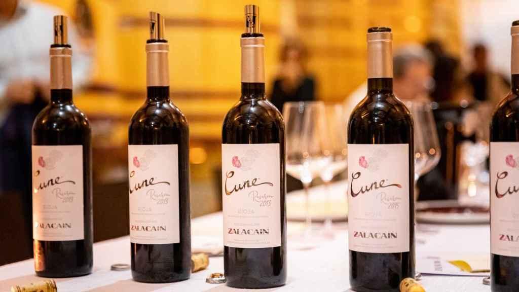 Zalacaín Reserva 2015 llegará al restaurante a mediados de 2020.