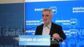 El juntero popular Juan Carlos Cano.