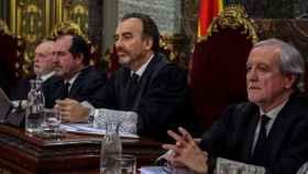 Manuel Marchena, presidente de la Sala de lo Penal del Tribunal Supremo.