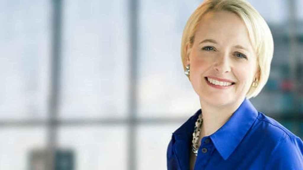 Julie Sweet, nueva CEO de Accenture.