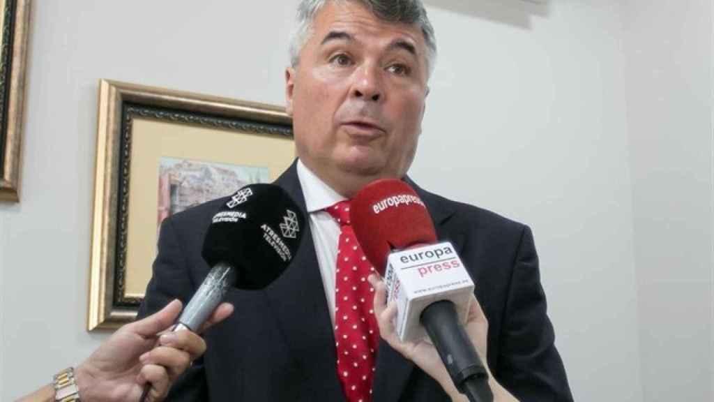 El letrado Agustín Martínez, encargado de la defensa de 'La Manada'.