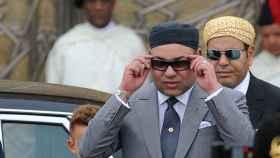 Mohamed VI, rey de Marruecos, en una imagen de archivo.